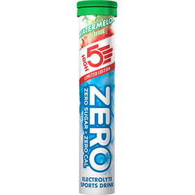 High5 Electrolyte Sports Drink Zero tabletter 20 stk., Watermelon